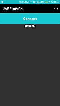 UAE FastVPN - Free Unlimited Secured Unblocked VPN pc screenshot 1