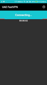UAE FastVPN - Free Unlimited Secured Unblocked VPN pc screenshot 2