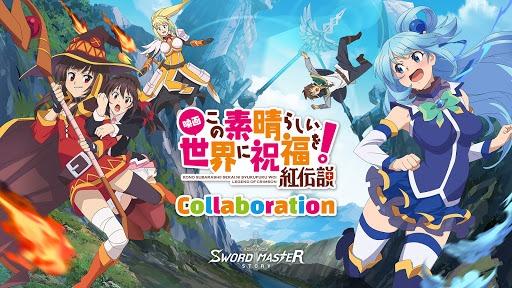 Sword Master Story - Konosuba Collab pc screenshot 1