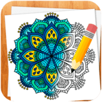 How to Draw Mandalas icon