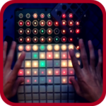 Electro Drum Pad Extended icon