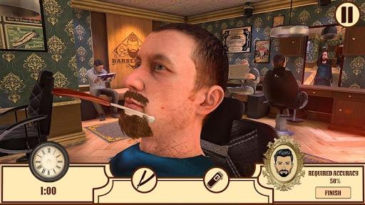 Barber Shop Hair Cut Salon- Hair Cutting Game 2020 pc screenshot 1