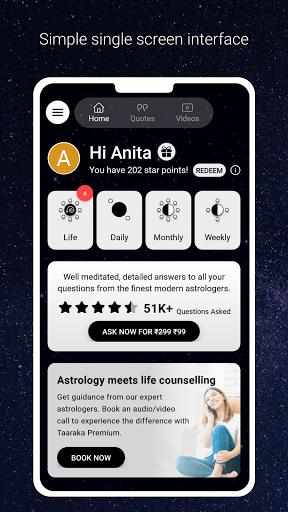 Taaraka: Astrology for the Modern Mind PC screenshot 3
