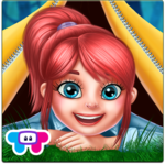 Crazy Camping Day icon