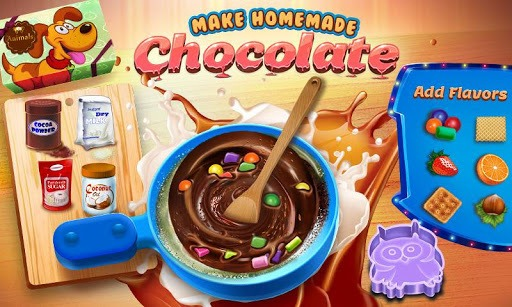 Chocolate Maker Crazy Chef pc screenshot 2