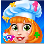 Clumsy Chef Wedding Cake icon