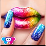 Glitter Makeup - Sparkle Salon icon