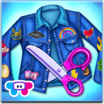 Patch It Girl! - Design DIY Patches & Clothes icon