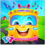 The Wheels on the Bus - Learning Songs & Puzzles icon