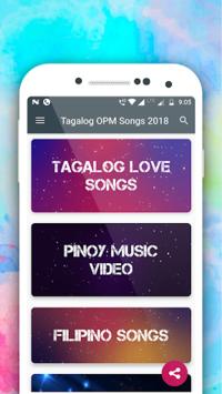 OPM Tagalog Love Songs : New Filipino Pinoy Music pc screenshot 1