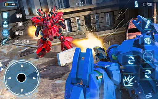 Transforming Revenger Robot pc screenshot 1