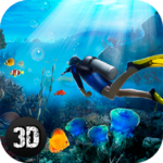 Underwater Survival Simulator for pc logo