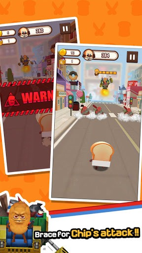 Bread Run PC screenshot 1