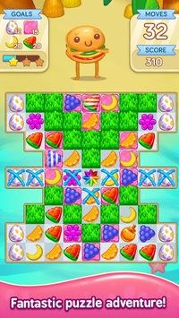 Gummy Gush: Match 3 Puzzle PC screenshot 3