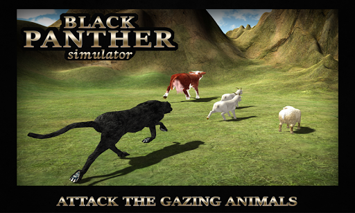 Hungry Black Panther Revenge pc screenshot 1