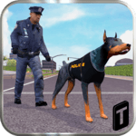 Police Dog Simulator 3D icon