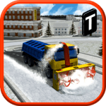 Snow Blower Truck Simulator 3D icon