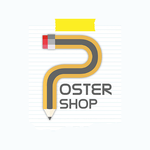 Postershop - Typography Designer & Text On Photo icon