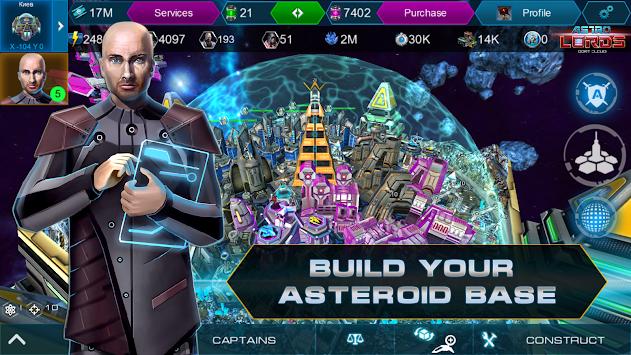 Astro Lords: Oort Cloud pc screenshot 1