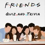 Friends Quiz and Trivia icon
