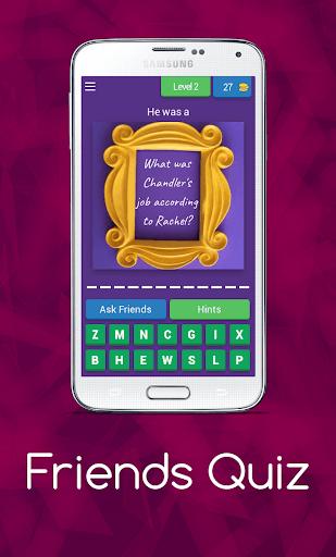 Friends Quiz and Trivia PC screenshot 3