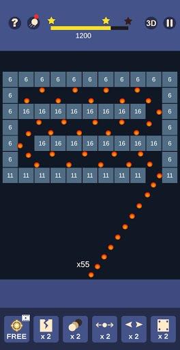Bricks and Balls - Brick Breaker Crusher PC screenshot 1