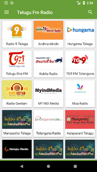 Telugu Fm Radio HD pc screenshot 1