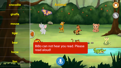 Learn Reading, Speaking English for Kids - BiBo pc screenshot 2