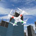 3D Drone Flight Simulator Game icon