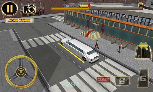 Limo Parking Simulator 3D PC screenshot 2