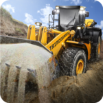 Loader & Dump Truck Hill SIM icon