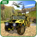 Army Truck Driving Simulator: Army off road Driver icon