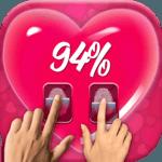 Fingerprint Love Test for Couples icon