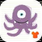 Cartoon Theme - Happy Monster icon