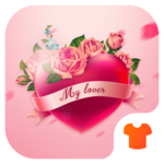 Red Rose 2018 - Love Wallpaper Theme icon