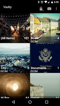Hide Pictures & Videos - Vaulty pc screenshot 1