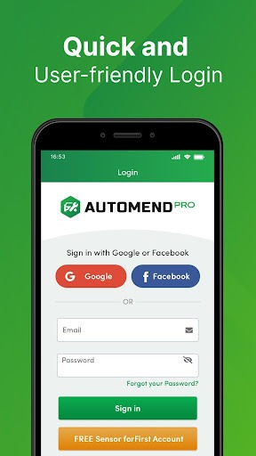 Automend Pro - Your Trusted Auto Scanner PC screenshot 1