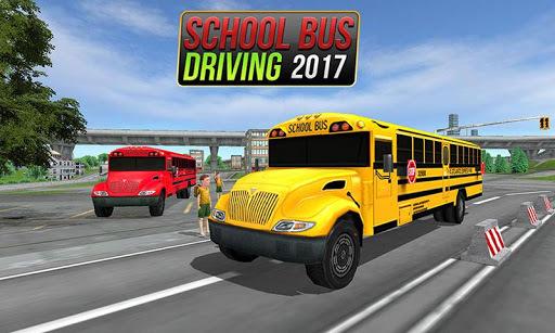 School bus driving 2017 pc screenshot 1