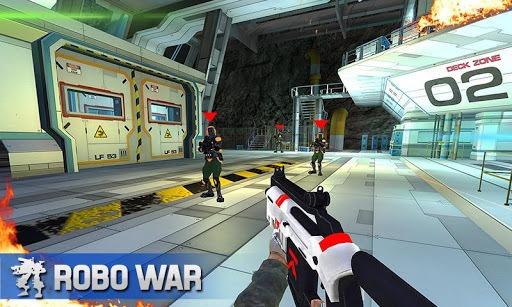 Robots War Fighting 2017 pc screenshot 1