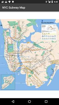 Map of NYC Subway: offline MTA pc screenshot 1