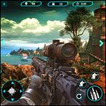 Counter Combat Strike - Real Gun Shoot icon