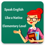 Learn English Conversation for Elementary icon