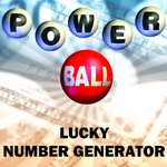 PowerBall Lucky Number Generator icon