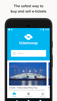 TicketSwap - Buy, Sell Tickets pc screenshot 1