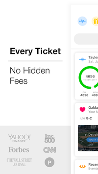 TickPick - No Fee Tickets pc screenshot 1