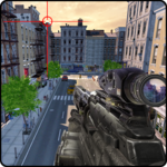 Alone Army Sniper Shooting for pc logo