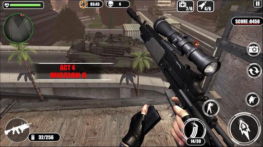 Alone Army Sniper Shooting pc screenshot 1