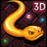 3D Snake . io for pc logo