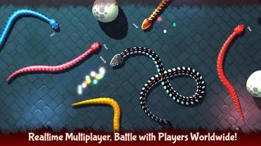 3D Snake . io pc screenshot 1