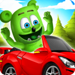 GummyBear and Friends speed racing icon